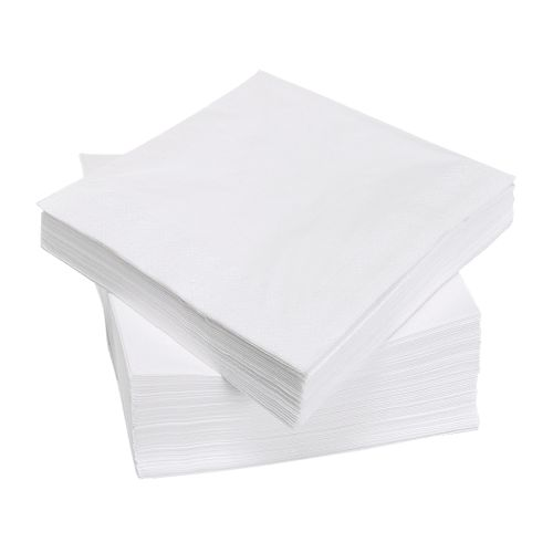 Napkins - 2 ply Cocktail Fold