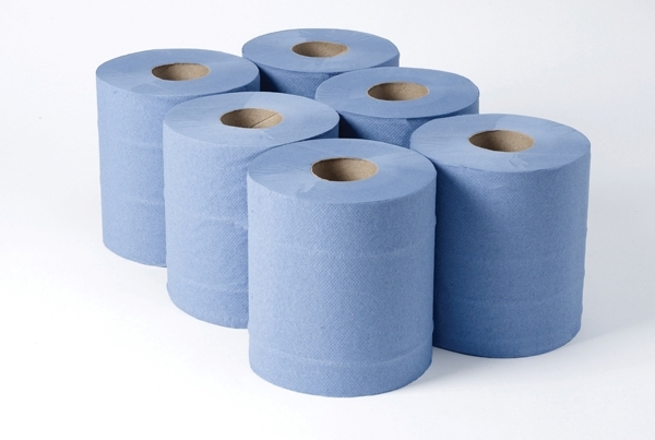 2 Ply Blue Deal Centrefeed 150m case (6) PC91