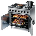 Silverlink 600 6 Burner Electric Range ESLR9C