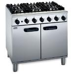Medium Duty 6 Burner Gas Range LMR9/N