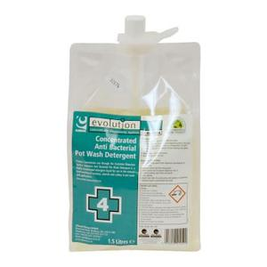1.5 L Evolution Antibac Potwash Detergent CE17
