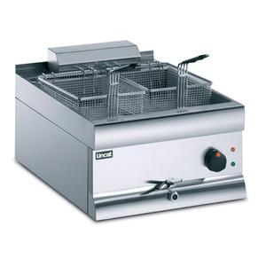 Silverlink 600 Fryer (Counter Top) Single Tank 2 Baskets DF49